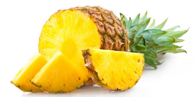 Ananas pour la diggestion